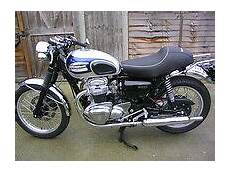 kawasaki w650 seat cafe racer style new also available