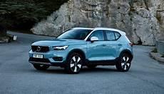 Volvo Xc40 2018 - 2018 volvo xc40 production begins in belgium the torque
