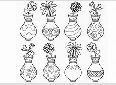 Kleurplaat bloemen: 26 superleuke gratis kleurplaten bloemen
