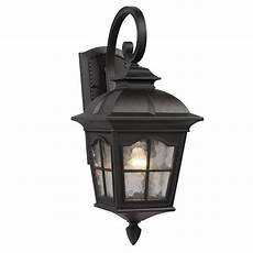 filament design negron 1 light outdoor black wall lantern cli xy076559 the home depot