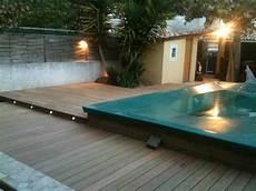 eclairage terrasse piscine eclairage de terrasse marseille martigues aix en provence