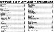 2004 f250 wiring diagram 2004 ford excursion duty f250 550 wiring diagram manual original