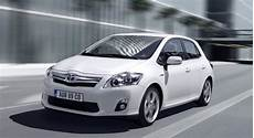 Toyota Auris Hybride Occasion Avis Prix Consommations
