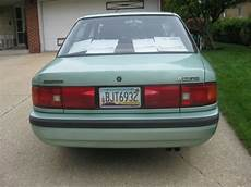 old car manuals online 1996 mazda protege engine control mazda protege sedan 1993 mint green for sale jm1bg2260p0563772 1993 lx 1 8 dohc w 5spd manual