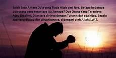 Doa Orang Yang Teraniaya Atau Dizalimi Mesti Tahu