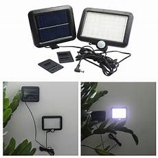 56 leds solar light outdoor led solar powered garden