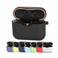 Portable Silicone Earphone Protective Storage headphones earphones portable protective silicone