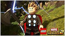marvel infinity war 2 thor infinity war lego marvel superheroes 2 mod