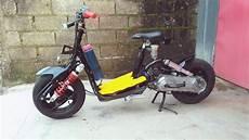 Modifikasi Motor Mini by Top Modifikasi Motor Mini Terbaru Modifikasi Motor