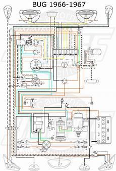 1967 vw bug headlight switch wiring vw tech article 1966 67 wiring diagram