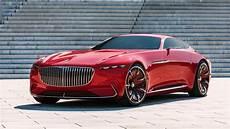 2017 Vision Mercedes Maybach 6 Wallpaper Hd Car