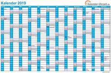 kalender 2019 zum ausdrucken gratis vorlagen zum