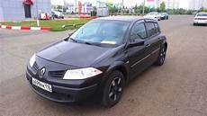 renault megane 2 2006 renault megane 2 hatchback start up engine and in