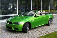 bmw m3 convertible in java green individual color