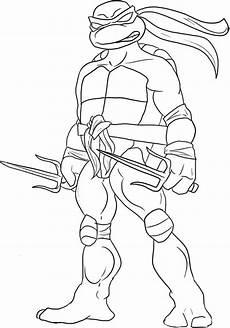Kostenlose Malvorlagen Turtles Mutant Turtles Coloring Pages Printable