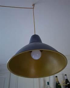 ikea hack fabriquer un luminaire de designer avec une