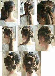 16 step by step hairstyles for changing the whole appearance stylepecial opsteekkapsels