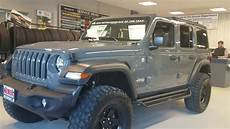 lifted new 2019 jeep wrangler unlimited sport jl