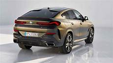 Bmw X6 Enters Its Third Generation With Bold Design