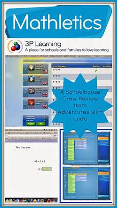 adventures with jude 3p learning mathletics a schoolhouse crew review