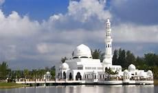 Tengku Tengah Zaharah Mosque Terengganu