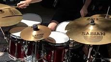 Tama Rockstar Drum Set
