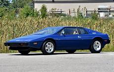 One Owner 1978 Lotus Esprit S1 Project For Sale On Bat