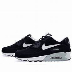 modell 2017 nike air max 90 sential ltr schwarz trainers