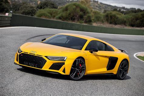 Audi R8 (2019) International Launch Review
