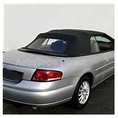 Custom Retro Chrysler Sebring Convertible Very Cool