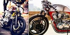 Modifikasi Moge by Duo Modifikasi Moge Klasik Honda Cb750f Merdeka