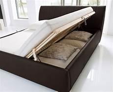 Doppelbett Mit Lattenrost - kunstlederbett mit bettkasten und lattenrost lewdown