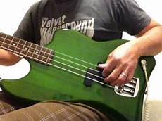 Jet Spel Special Electric Bass Guitar