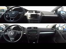 Diferen 231 As Entre O Vw Golf 6 E Vw Golf 7