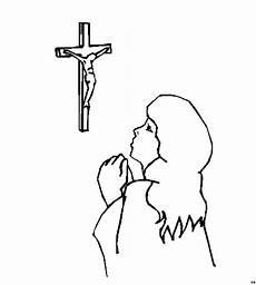 Malvorlagen Seite De Jesus Gebet Zu Jesus Ausmalbild Malvorlage Religion