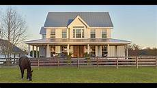 best stunning modern farmhouse exterior designs 2017 youtube