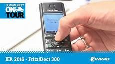 Ifa 2016 Fritz Dect 300 Heizungssteuerung Per Telefon