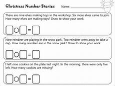 first grade math freebie christmas stories christmas math first grade math math