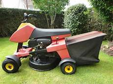 wolf garten ride on scooter mower sv4 for sale in
