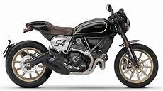 Ducati Cafe Racer Specifications