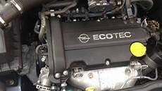 Opel Corsa 1 2 Z12xe Zgomot Motor Cald