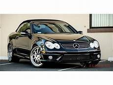 buy used 2005 mercedes clk 55 clk55 black amg