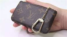 louis vuitton key pouch wear and tear 2016