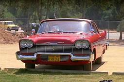 1958 Plymouth Fury Christine  1983 Cars
