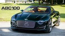 Bentley Exp 10 Speed 6 Start Up Revs