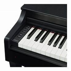 yamaha clp 625 digital piano package satin black at