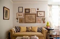 livingroom wall ideas picture frame collage design ideas living room eclectic
