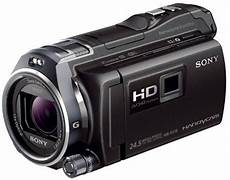 sony hdr pj810e test hd camcorder