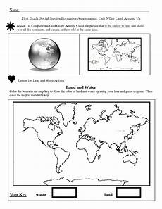 1st grade social studies worksheets math worksheet for kids
