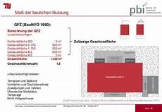 grz berechnung terrasse fl 228 chenermittlung f 252 r architekten